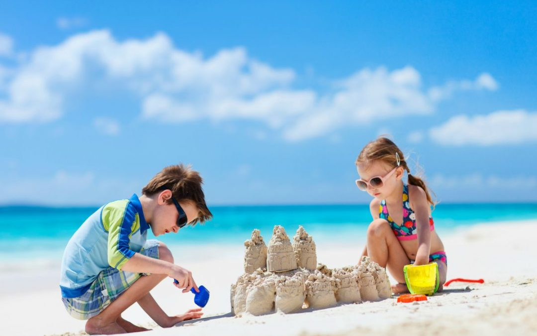 How to Have an Awesome Day with Kids at the Beach